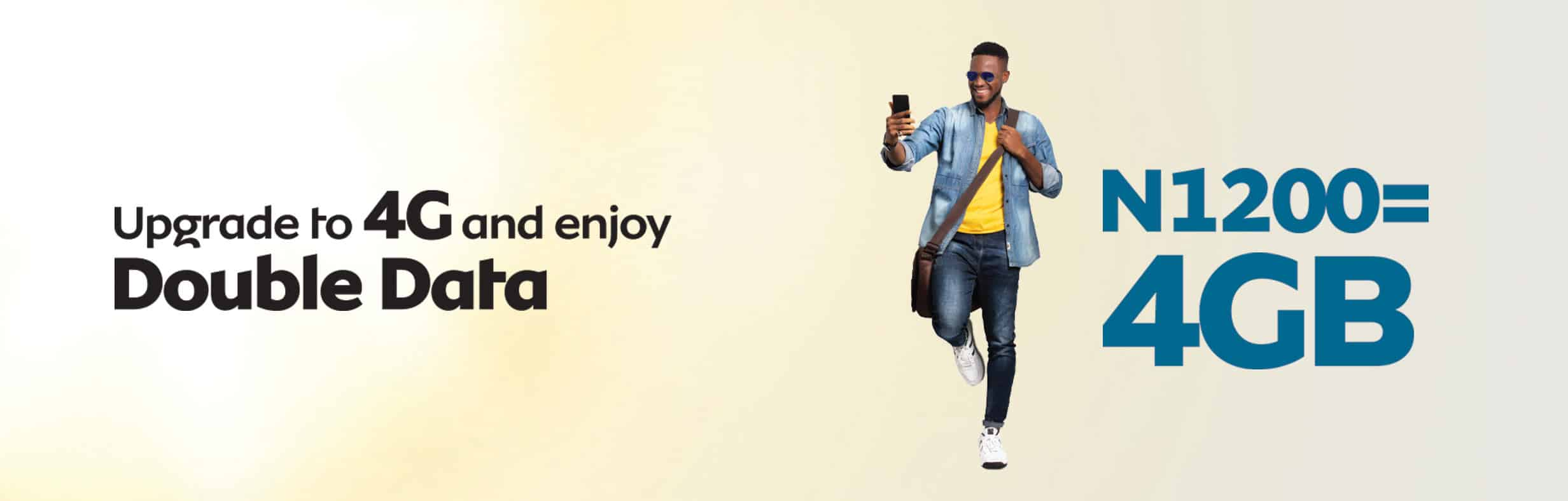 How to get 4GB for N1200 with MTN 4G Upgrade Offer