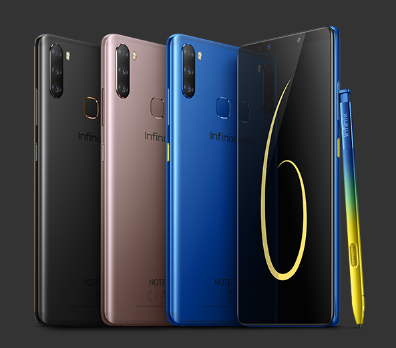 Infinix Note 6 specs and price in Nigeria