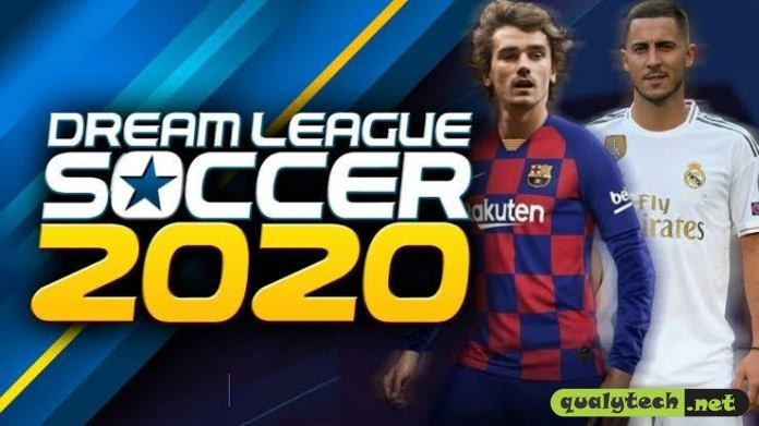 Download Dream League Soccer 2020 Mod Apk + Data for Android