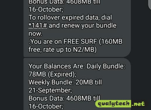 How to activate 4.6GB data for N200 on Airtel