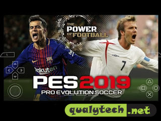 Download PES 2019 iso file for PPSSPP on Android