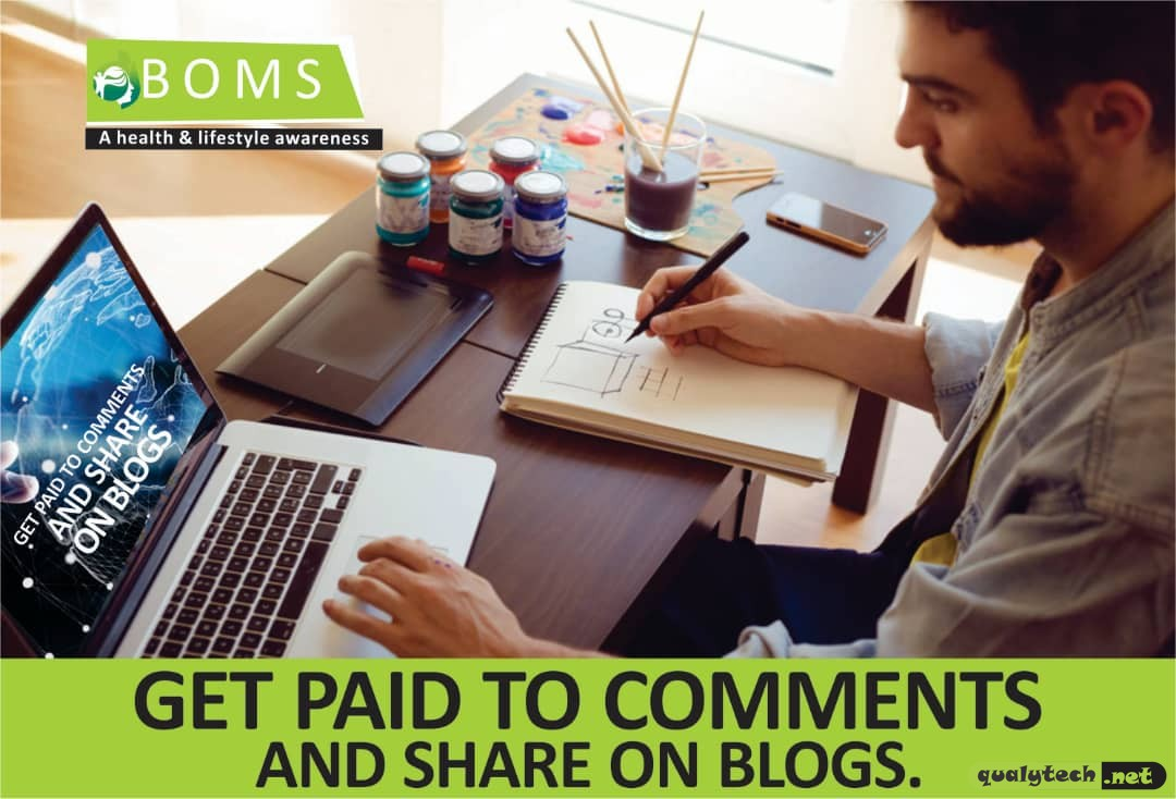 Bomsmovement.com – Get Paid To Socialize!