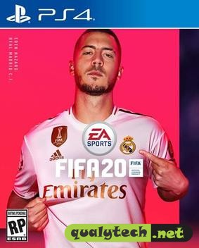 FIFA 20 Mod Apk + Obb + Data for Android download