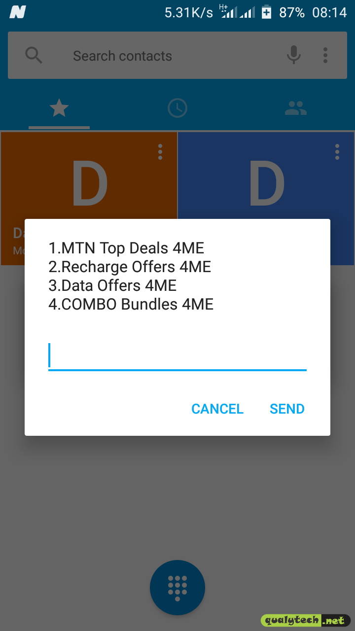 MTN4ME Offer - Enjoy Top Deals, Low-cost Data and Recharge Offers