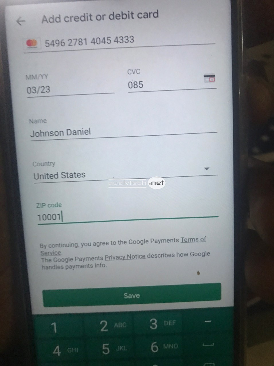 How to get free USA number using 2nd Line app