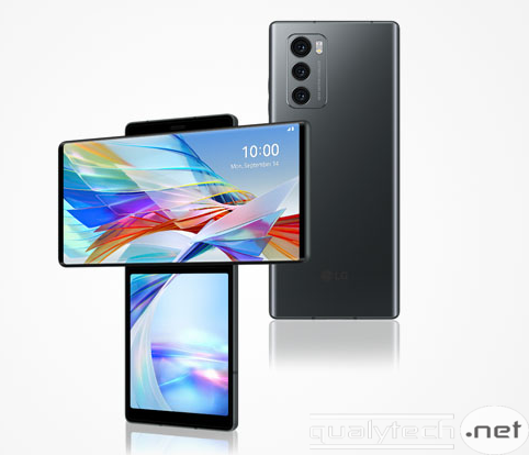 LG Wing goes official with swiveling design, Snapdragon 765