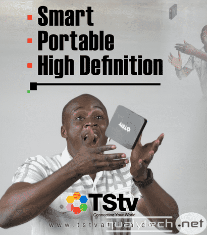 Nigerians can pay N2 per day, N5 for a channel on TStv