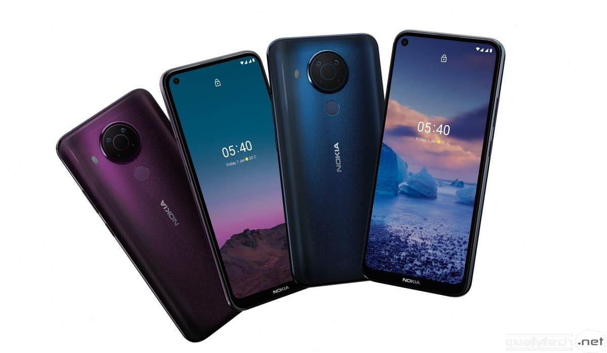 Nokia 5.4 launched with Snapdragon 662, 4000 mAh battery