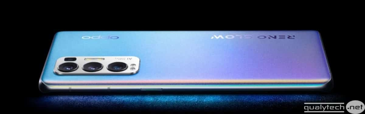 Oppo Reno5 Pro+ unveiled with Snapdragon 865 and 50MP main camera