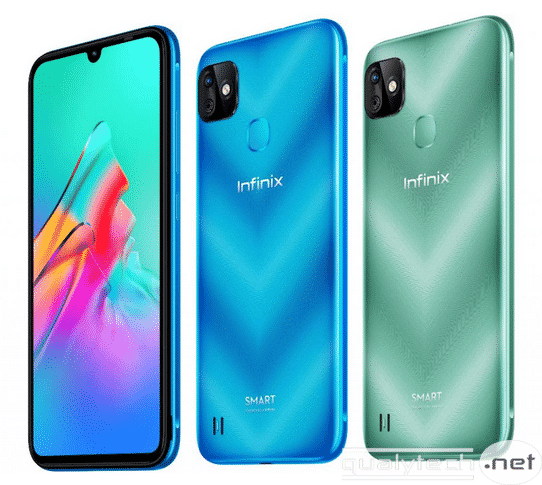 """Infinix Smart HD 2021 announced  with 6.1"""" screen, and 5,000 mAh battery"""