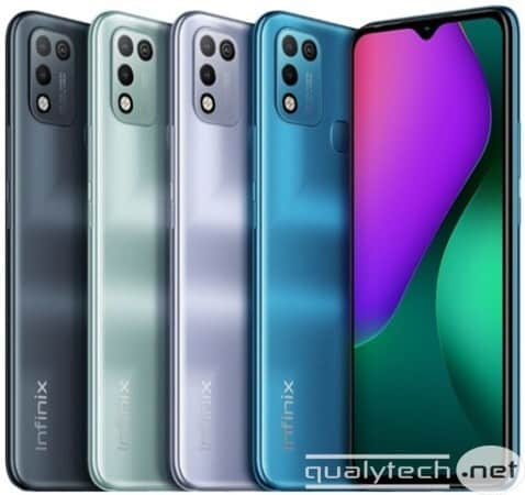 Infinix Hot 10 Play announced with 6,000 mAh battery, and Helio G25 SoC