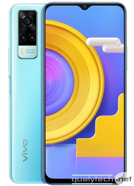 vivo Y31 announced with Snapdragon 662, 48MP triple camera, and 5,000 mAh battery