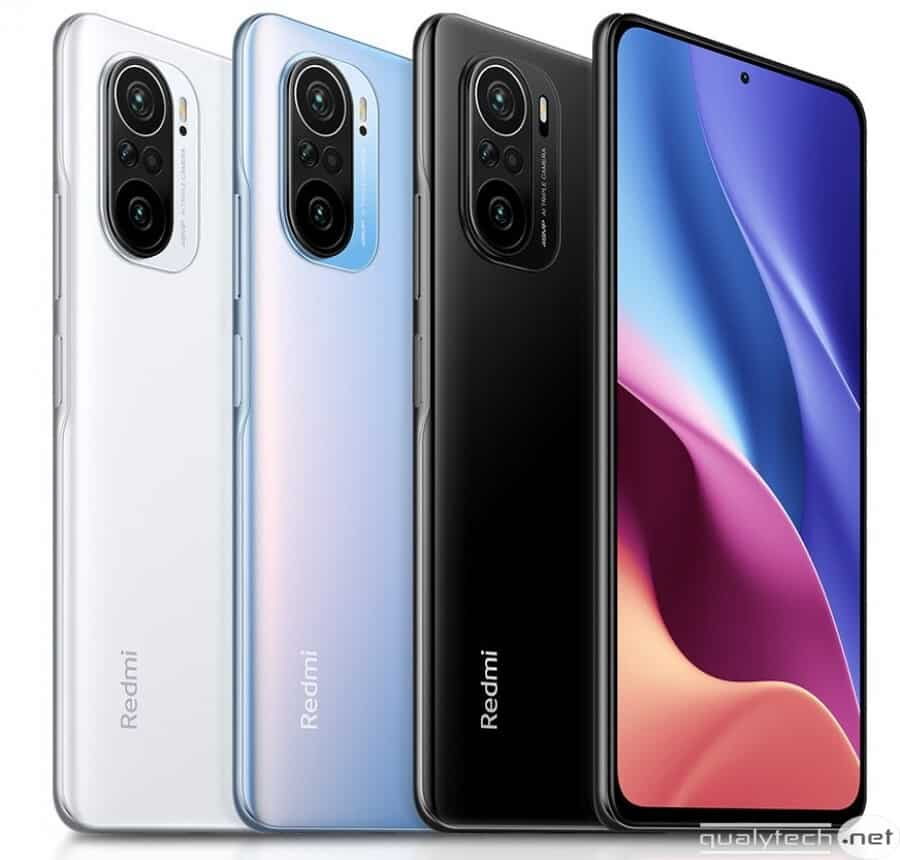 Xiaomi unveils Redmi K40 Pro+ with 108 MP camera and S888 chipset, K40 Pro and K40