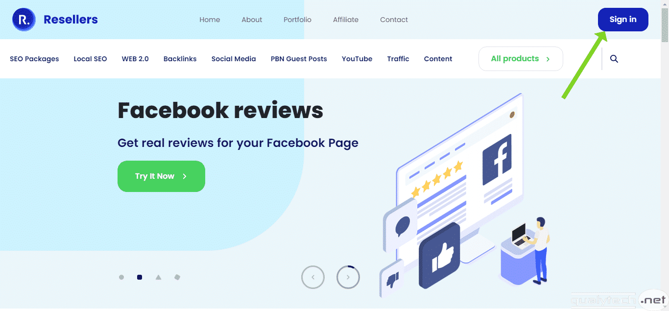 Crork - A marketplace to get cheap SEO and social services