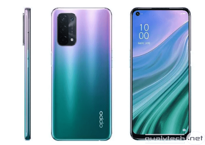 Oppo A54 unveiled with 5,000 mAh battery, Helio P35 chipset
