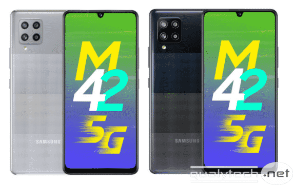 Samsung Galaxy M42 5G unveiled with Snapdragon 750G and 5,000 mAh battery