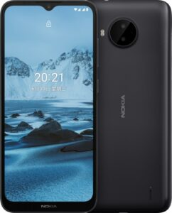 """Nokia C20 Plus announced with 6.5"""" screen, and 4,950 mAh battery"""