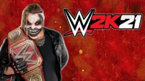 WWE 2K21 PPSSPP ISO