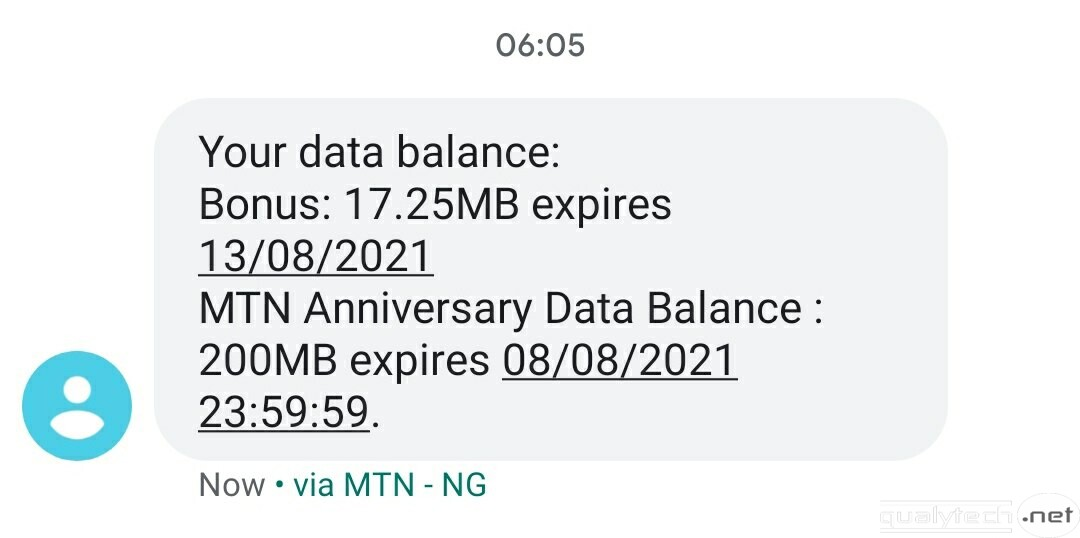MTN 20th Anniversary - MTN surprises customers with 200MB free data