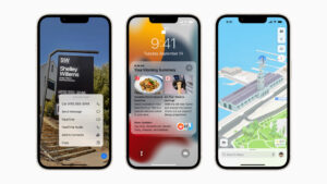 iPhone models compatible with iOS 15