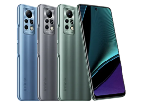 Infinix Note 11 Pro announced with Helio G96, 120Hz display